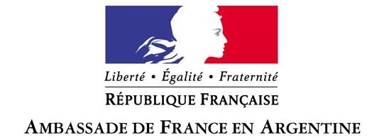 Logo Ambassade francia